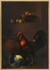 gallo con coliflor by armando ahuatzi