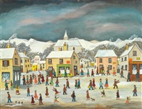mariage l'hiver by jean fous