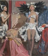 behind the curtain by elbert mcgran jackson