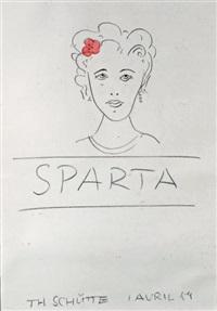 sparta by thomas schütte