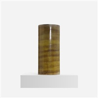 cylinder vase by georges jouve