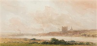 a distant view of rochester by gerald ackermann