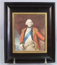portrait of lord cornwallis by george freeman