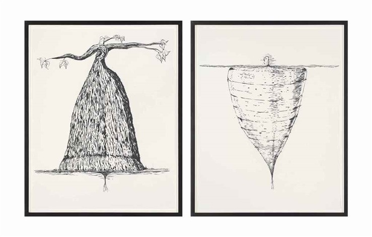hidden weakness, hidden strength (in 2 parts) by mike kelley