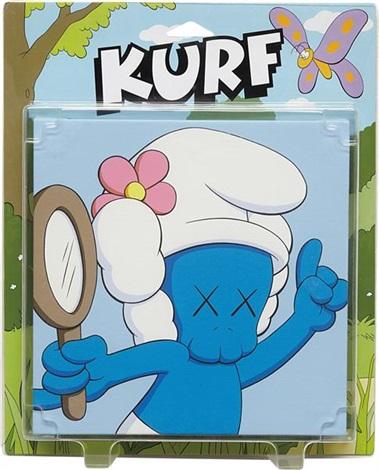 vanity kurf by kaws