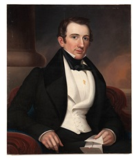 portrait of a young gentleman by robert street