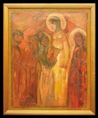 kompozycja religijna by wladyslaw filipiak