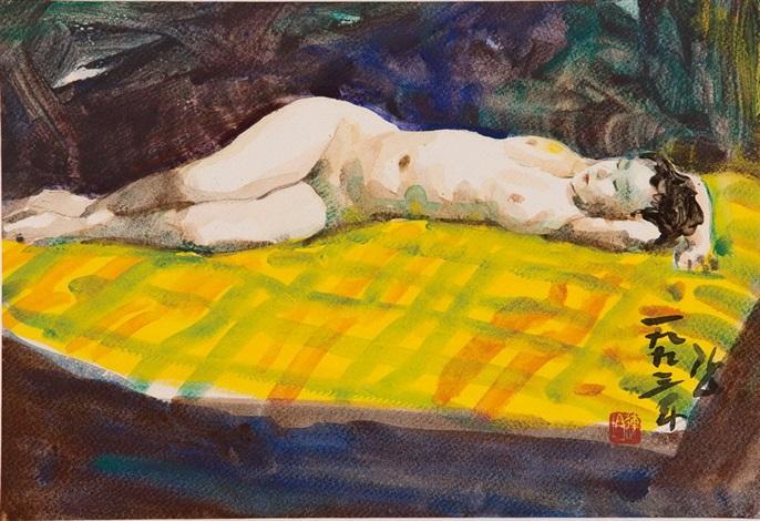 nude by kang yeon gyun