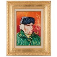 portrait (van gogh) by yasumasa morimura