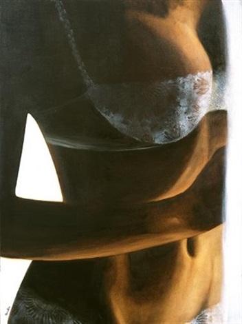body of a woman by amalia haas