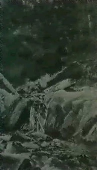 mountain scene by joseph vollmering