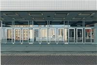 ohne titel (2 works from urban landscapes i) by richard estes