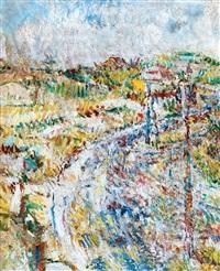 hillside by béla veszelszky