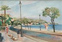 promenade des anglais nizza by siri rathsman