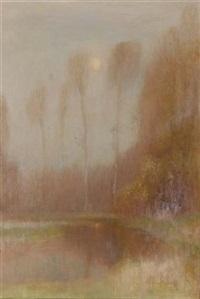 shades of evening by robert macaulay stevenson