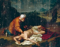 the good samaritan by pietro benvenuti