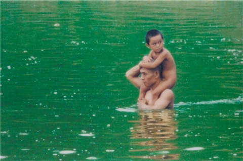 to raise the water level in a fish pond waterchild by zhang huan
