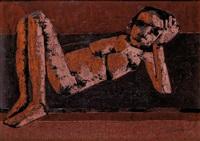 desnudo tumbado by antonio quirós