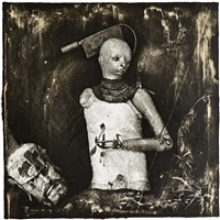 un santo oscuro, los angeles by joel-peter witkin