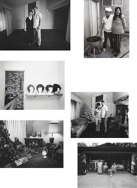 selected images (from suburbia, irgr: 6 works) by bill owens