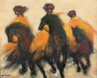 les trois cavaliers by claude quiesse