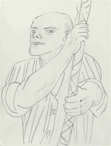 after max beckmann by sherrie levine