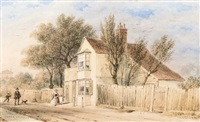 roseland cottage, cromwell lane, brompton by thomas hosmer shepherd
