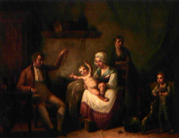 lheureuse famille by marguerite gérard