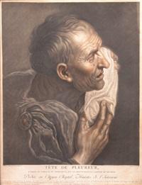 weinender römischer krieger by pierre-michel alix