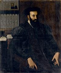 ritratto di cristoforo angelelli by lorenzo sabatini
