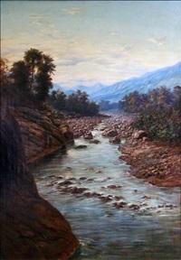 rio de capilla del monte by adolf methfessel