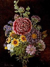 bouquets de fleurs by mathilde de neef