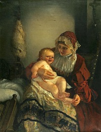 a mother's love by lucia mathilde von gelder