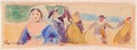 danse bretonne by jean bertrand pegot-ogier