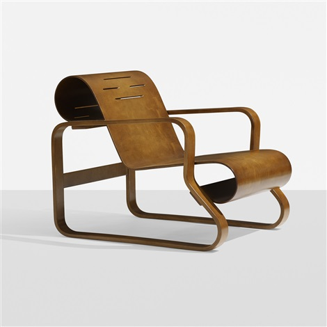 Amazing Paimio Lounge Chair By Alvar Aalto On Artnet Pabps2019 Chair Design Images Pabps2019Com