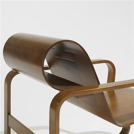 paimio lounge chair by alvar aalto