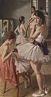 ballerinor by philippe de rougemont