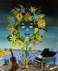 visage de la musique by spiro