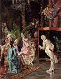 elegant salutations by c. filosini