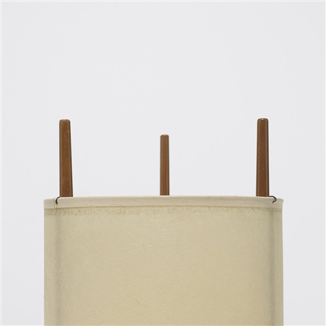 table lamps model 9, pair by Isamu Noguchi on artnet