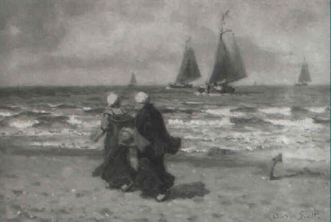 at katwijk by robert bagge scott