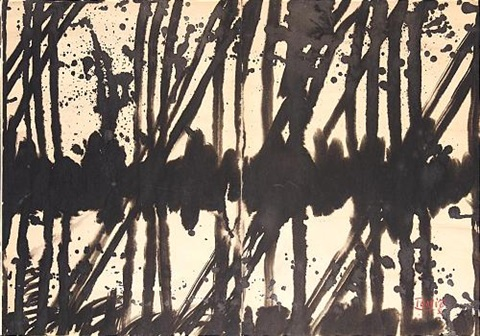 untitled diptych by tang haywen