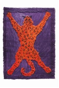 tappeto tapipardo by roberto gabetti