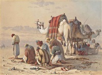 prayers in the desert by joseph austin benwell