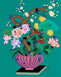 butterfly ii by jiyeun hong