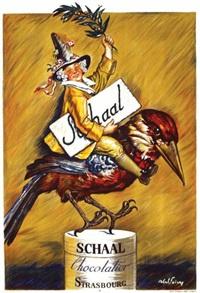 schaal by jules-abel faivre