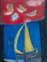 yachtsman by nikolai lehto