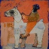 il cavallo di giuseppe by domenico gabbia