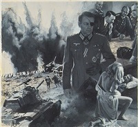 german leadership and battle scenes of world war ii by victor livoti
