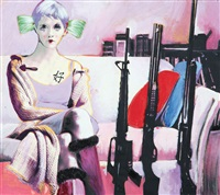 zen and guns by lidia bachis